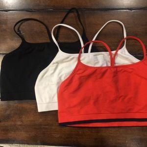 Gap XL Bralettes 3-pack